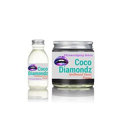Spellbound Sweet Fennel Organic Handcrafted Combo Deal - Natural coconut oil pulling Toothpaste + Mouthwash