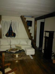 Corsican living room