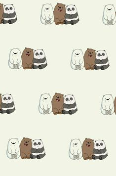 We bear bears discovered by on We Heart It