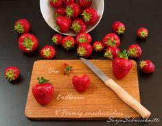 Erdbeer-Herzen-schneiden