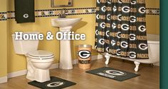 Green Bay Packers Home And Office Merchandise At The Pro