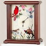 Needlework Clocks by Sudberry House