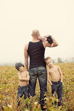 Father and Son Photography by Char Newswanger