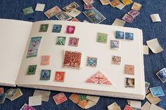 Stamp collection www.filatelicafiorentina.com