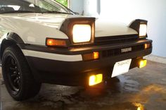 Classic 1986 Toyota Trueno AE86