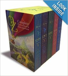Oz, the Complete Paperback Collection: Oz, the Complete Collection, Volume 1; Oz, the Complete Collection, Volume 2; Oz, the Complete Collec... $35.58