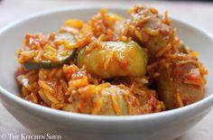 Clean Eating Sausage Jambalaya - The Kitchen Shed