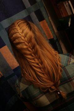 Hair    Hairstyle Idea