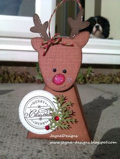 JayneDesigns: Reindeer Treat Box doodlecharms