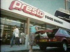 Presto Supermarket (Classic UK ad 1980's)