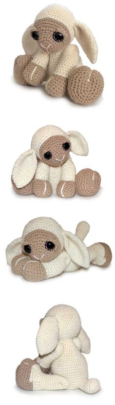 Found at Amigurumipatterns.net,Aneria the Lamb