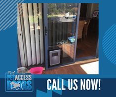 Pet access door for you awesome furbabies!🐩🐕🐈   For your pet's most convenient access into and outside your home.        #furbabies #petcare #cats #petsarefamily #petdoors #dogs #catflaps #catsofaustralia #doors #doglovers #glazingaustralia #westernaustralia pet Door Pinjarra