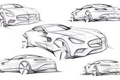 Merc sketch