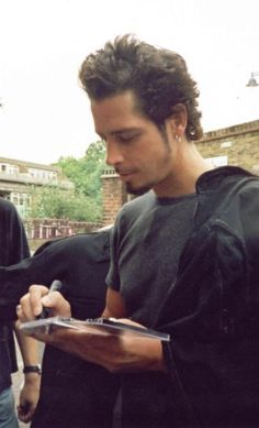 I don't think any man will live up to my love for Chris Cornell