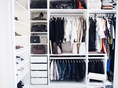 Ejvi Freedom: MOJE ŠATNA Bathroom Organization, Bathroom Storage, Organization Hacks, Home Storage Solutions, Teen Decor, How To Store Shoes, Container Store, Master Closet, Closet Storage