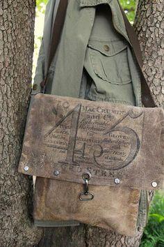 cinnamon creek dry goods   Big 45 Dirtbag...11 x 11...44-