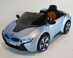Bmw I8 12v Ride On Children S Sports Car The Toy Your Kids Have