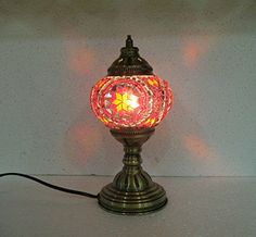 Red mosaic glass table lamp tischlampe moroccan lantern l... http://www.amazon.com/dp/B01EJNBWHI/ref=cm_sw_r_pi_dp_Ylxgxb0VN4Q05