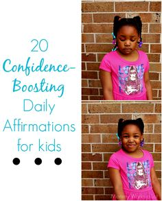 20 Confidence-Boosting Daily Affirmations for Kids