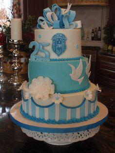 Zeta Phi Beta Birthday Cake Sorority Fraternity