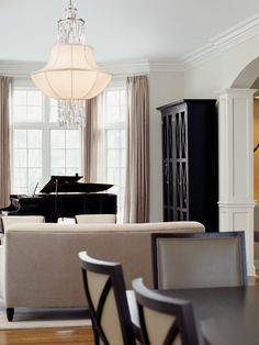 Living Room Archway Moldings Design, Pictures, Remodel, Decor and Ideas - page 5