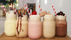 Looking for that perfect milkshake recipe ?,when it comes to drinking milk it has to be a milkshake every time , here are 5 great flavours for you to make Milkshake Recipes, Milkshake Drink, Smoothie Recipes, Meal Planning Website, Best Milkshakes, Domestic Geek, Milk Shakes, Gelato, Healthy Smoothies