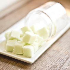 Margarita Sugar Scrub Cubes