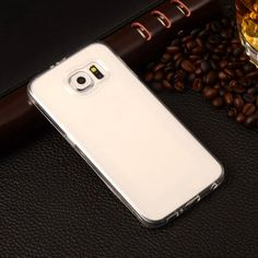 """Lovely Candy Silicone TPU Soft Plastic Case Rubber Soft Back Cover For Samsung Galaxy S6 S7 G9200 5.1"""" Shockproof Phone Bag"""