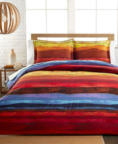 Dia 3 Piece Comforter and Duvet Cover Sets - Bed in a Bag - Bed & Bath - Macy's
