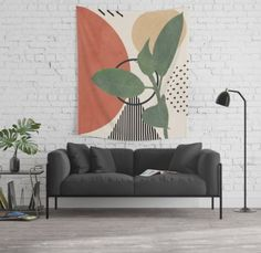 Nature Geometry Iii Wall Hanging Tapestry by City Art - Medium: x Nature Geometry, Tapestry Nature, Society 6 Tapestry, City Art, Tapestry Wall Hanging, Dorm Room, Vivid Colors, Picnic Blanket, Accent Chairs