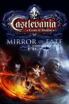 Castlevania mirror of fate