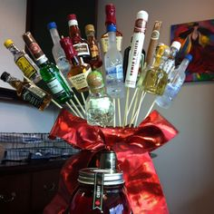 Great gift basket idea!!! Fun & easy. Took less than an hour to shop and assemble.