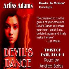 Devil's Dance: Twist of Fate, Book 1 (Audible Audio Edition)  http://ruskinmls.com/pinterestamz.php?p=B0042645UO  B0042645UO