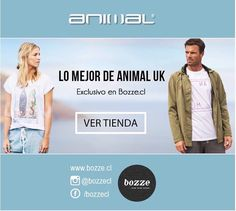 Lo mejor de @animaluk en #chile gracias a www.bozze.cl #bozzecl los esperamos!!