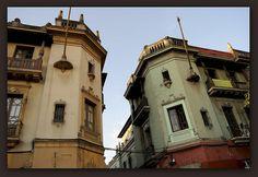 Barrio Yungay, Santiago by konosur, via Flickr