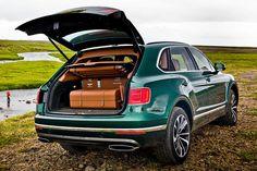 Luxus-SUV-Neuheiten bis 2018