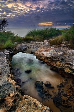 Cabo rojo, Puerto Rico (by Rajesh Bhattacharjee)