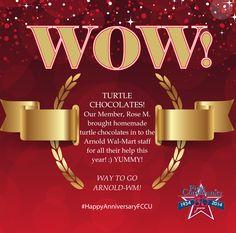 Turtle Chocolates!! #YUM