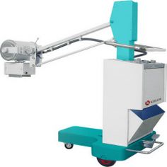 X-Ray Machine KMX-A101 This machine is a high frequency mobile unit with a symmetrical adjustable beam limiting device with light source which allows the X-ray beam to be adjusted according to demands.