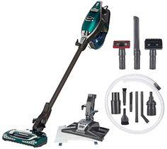 Shark Rocket Deluxe Pro Ultra Light Upright Vacuum w/5 Attachments - V33346 — QVC.com