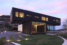 GLR Arquitectos modern house architecture
