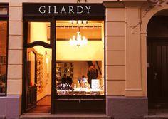 Stores GILARDY Schmuck-Atelier - München Haidhausen #München