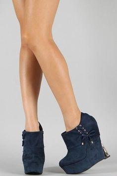 Dolgu Topuk Kışlık Ayakkabı Modelleri