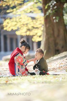 3歳の女の子【七五三】ロケーション撮影レポート | 岐阜県岐阜市のロケーションフォト出張撮影はママフォト! Japanese Babies, Cute Japanese, Japanese Festival, Family Photos, Couple Photos, Gifu, Rite Of Passage, Japan Photo, Traditional Outfits