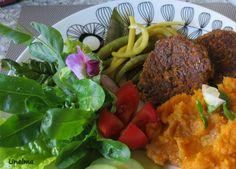 Viljatonta ruokaa: Sekasienipihvit
