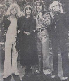 June 1, 1974: Kevin Ayers, Nico, John Cale and Brian Eno