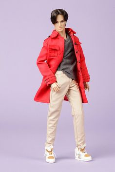 2013 Color Infusion Style Lab Red Blooded Male Fashion