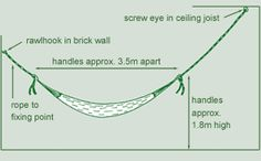 28 ideas apartment patio hammock living rooms for 2019 - All For Garden Hammock In Bedroom, Diy Hammock, Indoor Hammock, Hanging Hammock, Apartment Entrance, Studio Layout, Paris Bedroom, Pergolas For Sale, Simple Wall Art