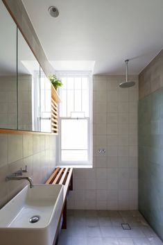 The Hacienda Manly - Contemporary - Bathroom - Sydney - by Adriano Pupilli Architects