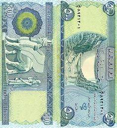 Iraqi-Dinar-Iraq
